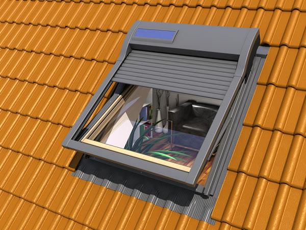 Roma rolladen und raffstore jirmann sonnenschutzsysteme hamburg - Dachfenster rollladen nachrusten ...