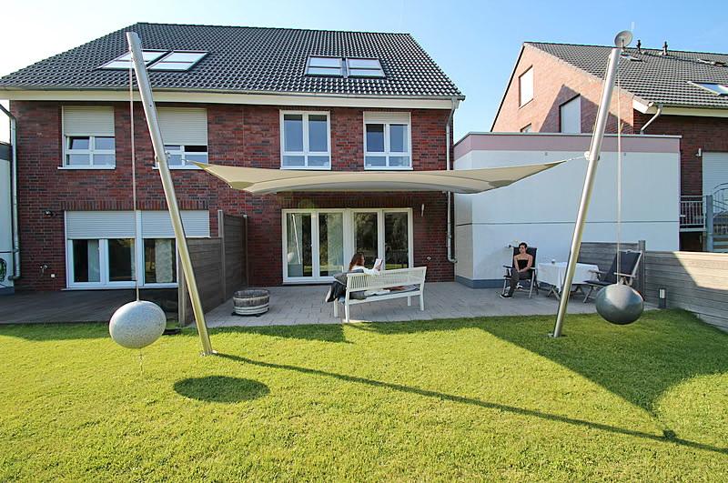 sonnensegel von c4sun jirmann sonnenschutzsysteme hamburg. Black Bedroom Furniture Sets. Home Design Ideas